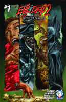 Evil Dead 2: Tales of the Ex-Mortis #1